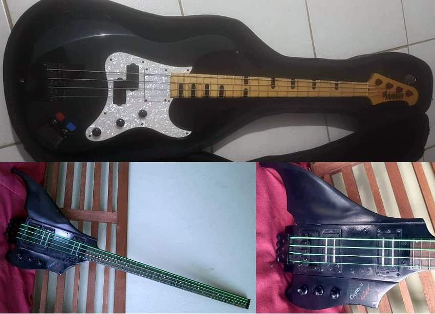 Instrumentos roubados. 12652710