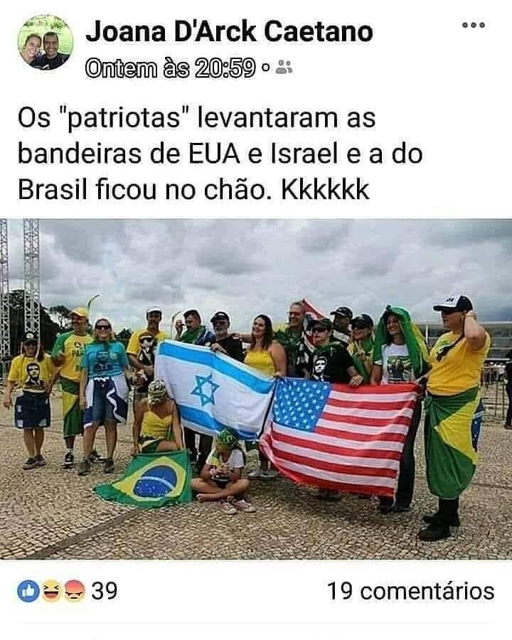 Já Somos um País Fascista - por Dodô Azevedo - Página 12 49822910