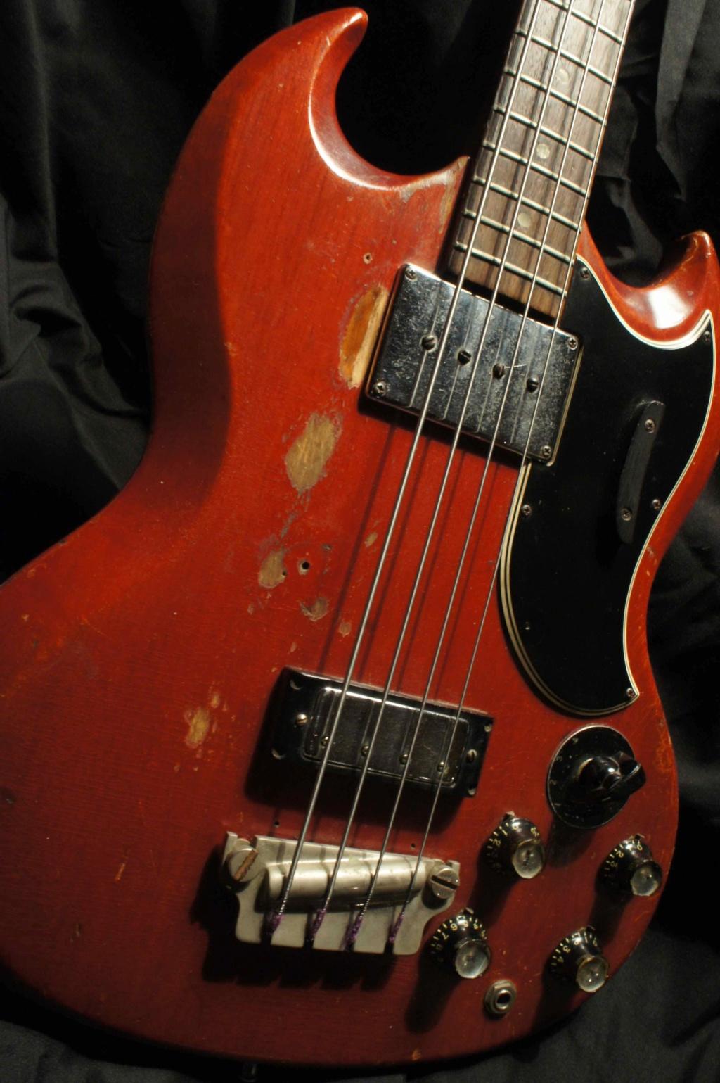 A que se deve a falta de popularidade da Gibson em relação à Fender? Dsc05710
