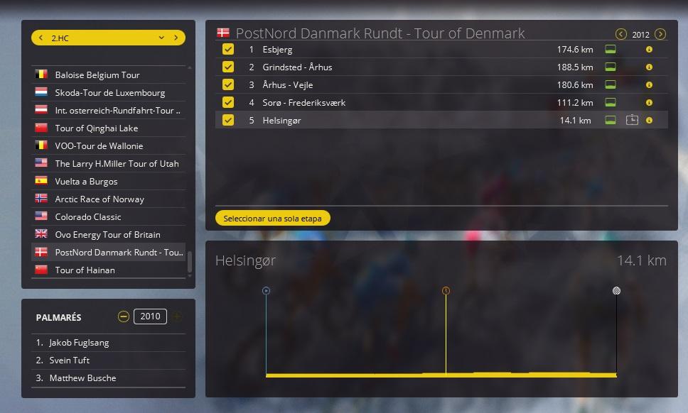 01.08.2018 05.08.2018 PostNord Danmark Rundt - Tour of Denmark DEN ME EUR 2.HC Dinama10