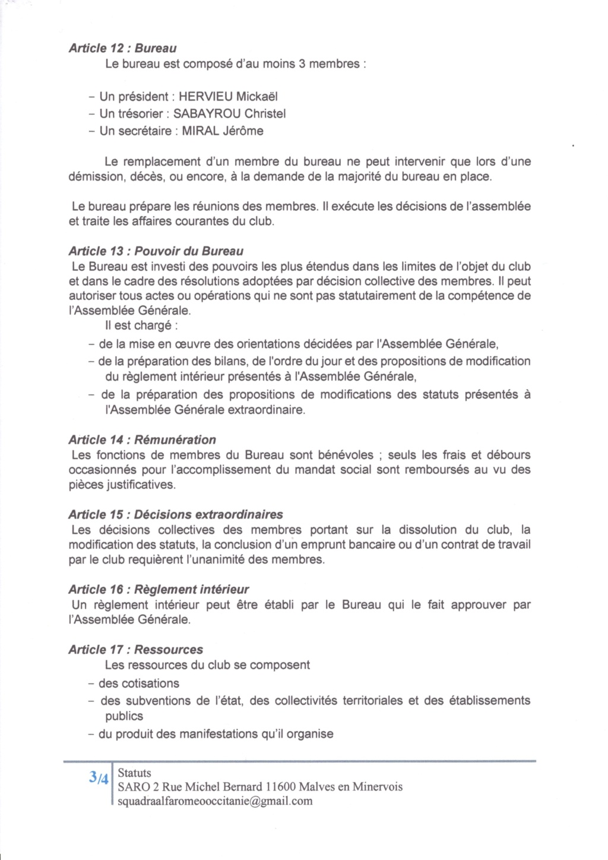 statuts du club S.A.R.O  Img03011