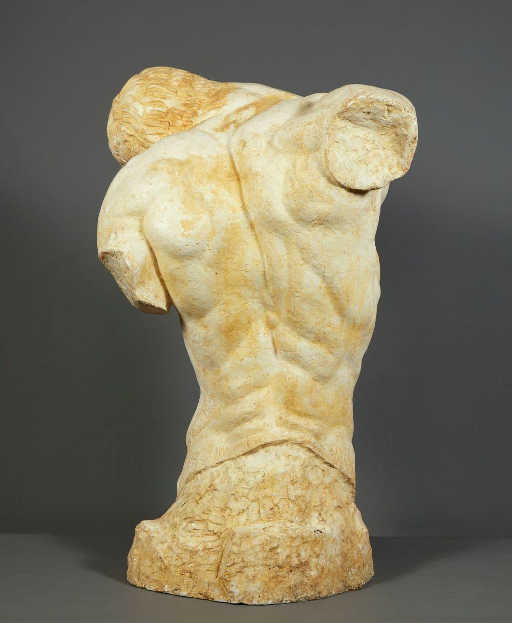 """Backside"" au Musée Bourdelle Centau10"