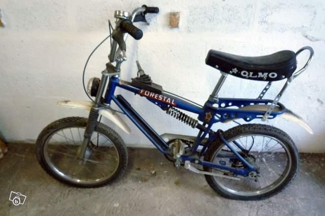 Vélo cross italien des années 70 11299810