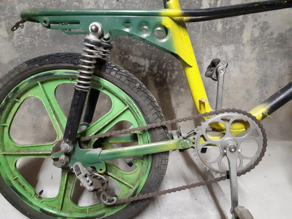 Vélo cross italien des années 70 20180812