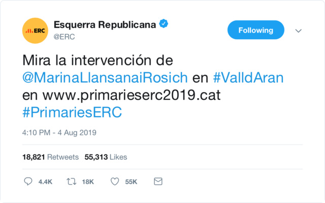 @Esquerra_ERC | Twitter oficial 0181cf10