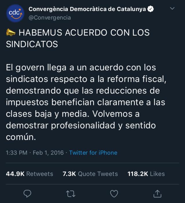 Convergencia Democràtica de Catalunya - @Convergència 1ca0ef10
