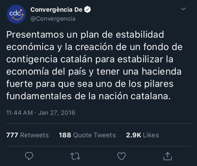Convergencia Democràtica de Catalunya - @Convergència 24483710