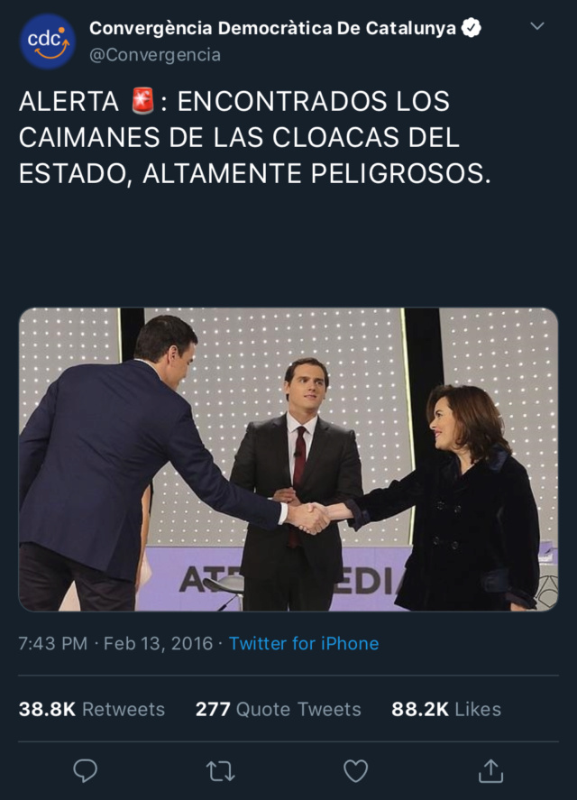 Convergencia Democràtica de Catalunya - @Convergència 34ea0710