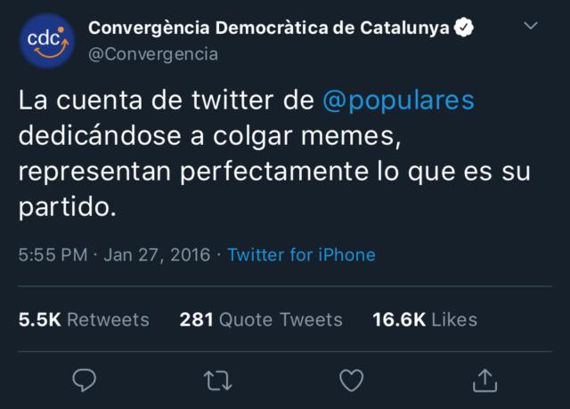 Convergencia Democràtica de Catalunya - @Convergència 58cf4210