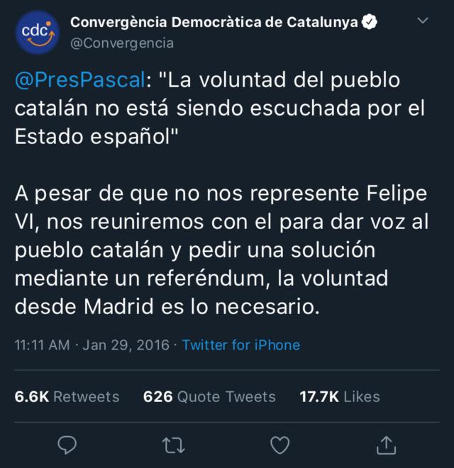 Convergencia Democràtica de Catalunya - @Convergència 60ccd410