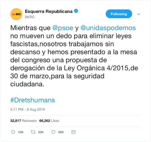 @Esquerra_ERC | Twitter oficial 61955310