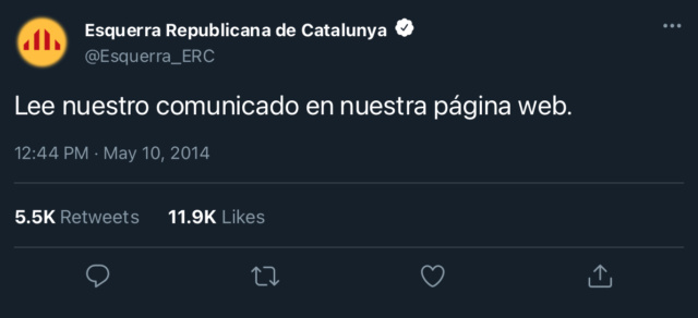 Esquerra Republicana de Catalunya | @Esquerra_ERC 630a6110