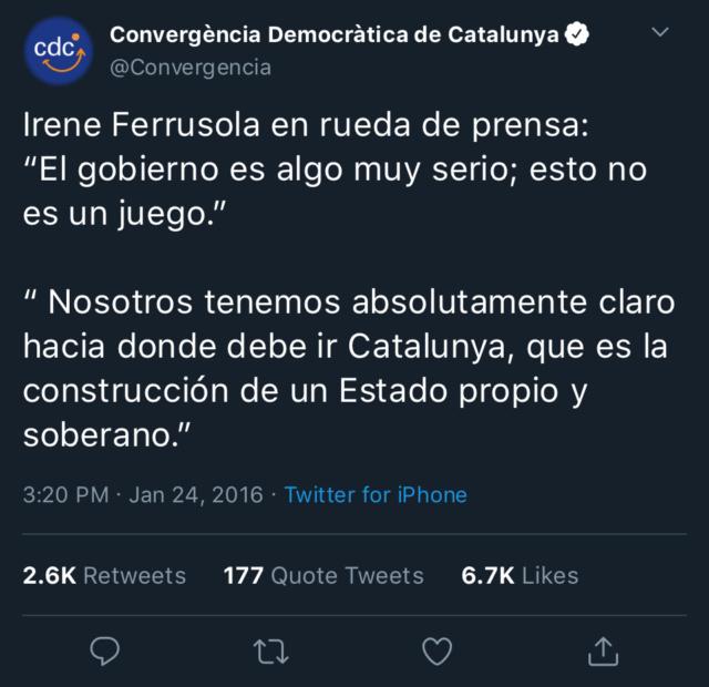 Convergencia Democràtica de Catalunya - @Convergència 9f970f10