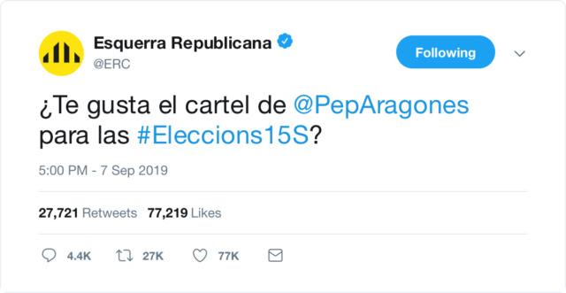 @Esquerra_ERC | Twitter oficial - Página 2 Ad273f10