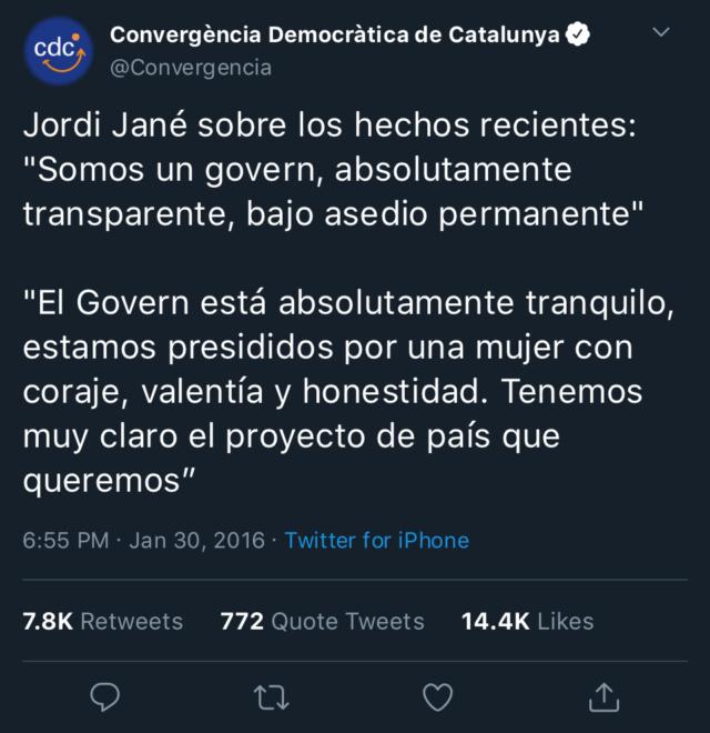 Convergencia Democràtica de Catalunya - @Convergència B0aa4810