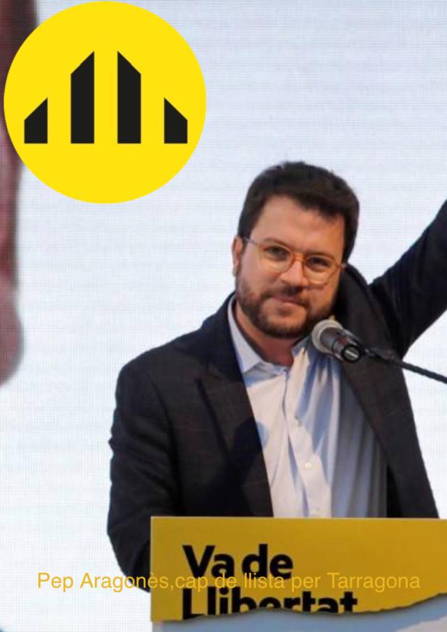 Esquerra Republicana de Catalunya Compromets amb la justícia,el progrés,la llibertat i la democràcia per al país   Ba2c3810