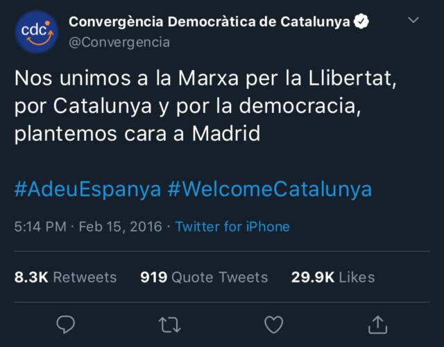 Convergencia Democràtica de Catalunya - @Convergència C92f7910