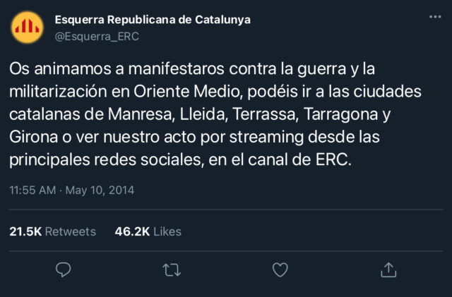 Esquerra Republicana de Catalunya | @Esquerra_ERC Cc618a10