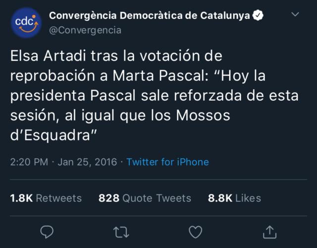 Convergencia Democràtica de Catalunya - @Convergència D3594410
