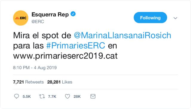 @Esquerra_ERC | Twitter oficial D84add10