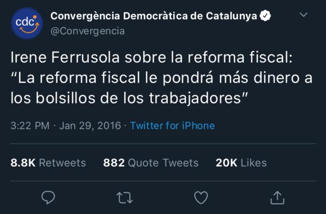Convergencia Democràtica de Catalunya - @Convergència E091b910