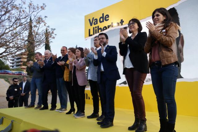 Esquerra Republicana de Catalunya Compromets amb la justícia,el progrés,la llibertat i la democràcia per al país   E48d6610