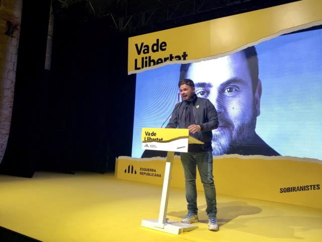Esquerra Republicana de Catalunya Compromets amb la justícia,el progrés,la llibertat i la democràcia per al país   Ece87310