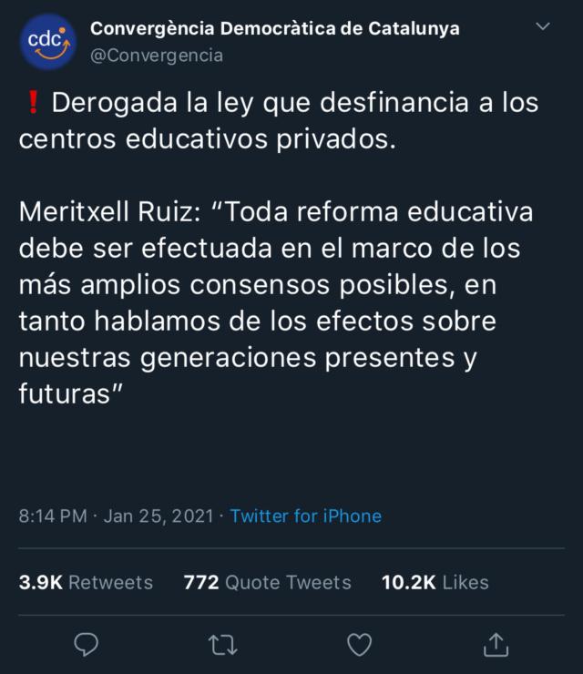 Convergencia Democràtica de Catalunya - @Convergència Fdf0d810