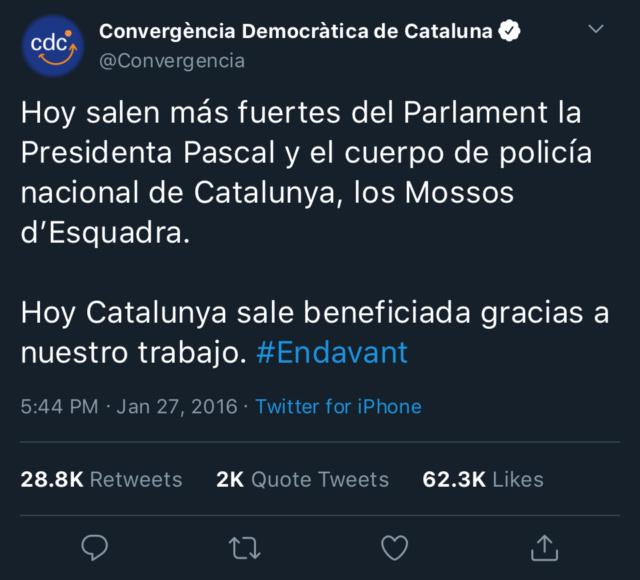 Convergencia Democràtica de Catalunya - @Convergència Ff7c0a10