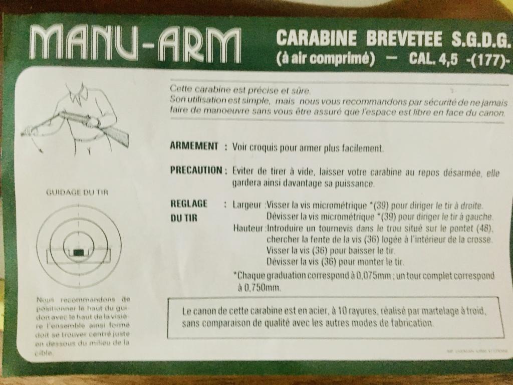Ma petite française - Manu-arm MA5 - Page 2 Img_3210