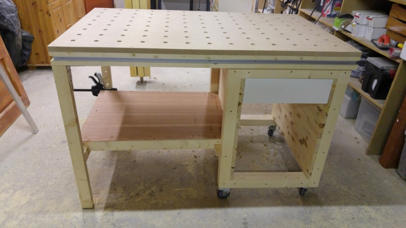Table de montage and Co 20160910