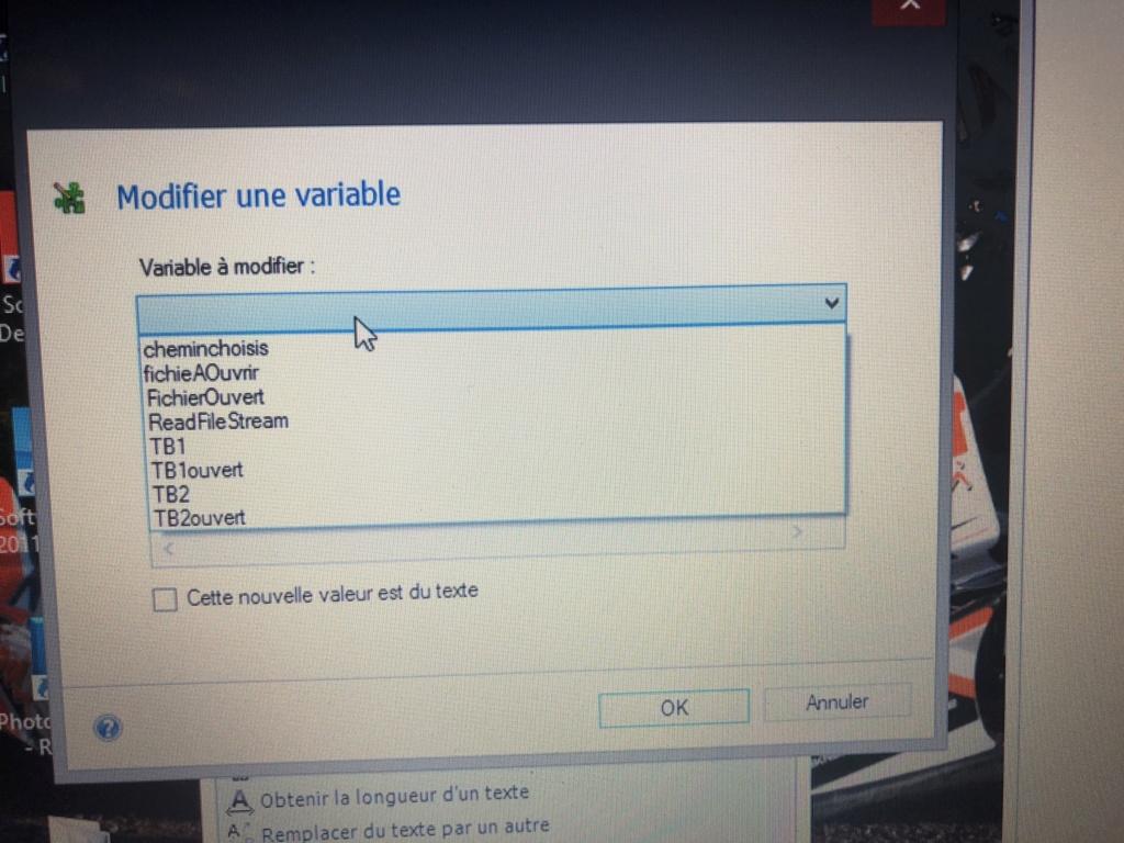 Cree un bouton «nouveau» sur softwareZator Image10