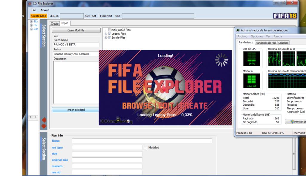 F-A MOD V3 (BETA) - FIFA 18 - Página 2 Captur10