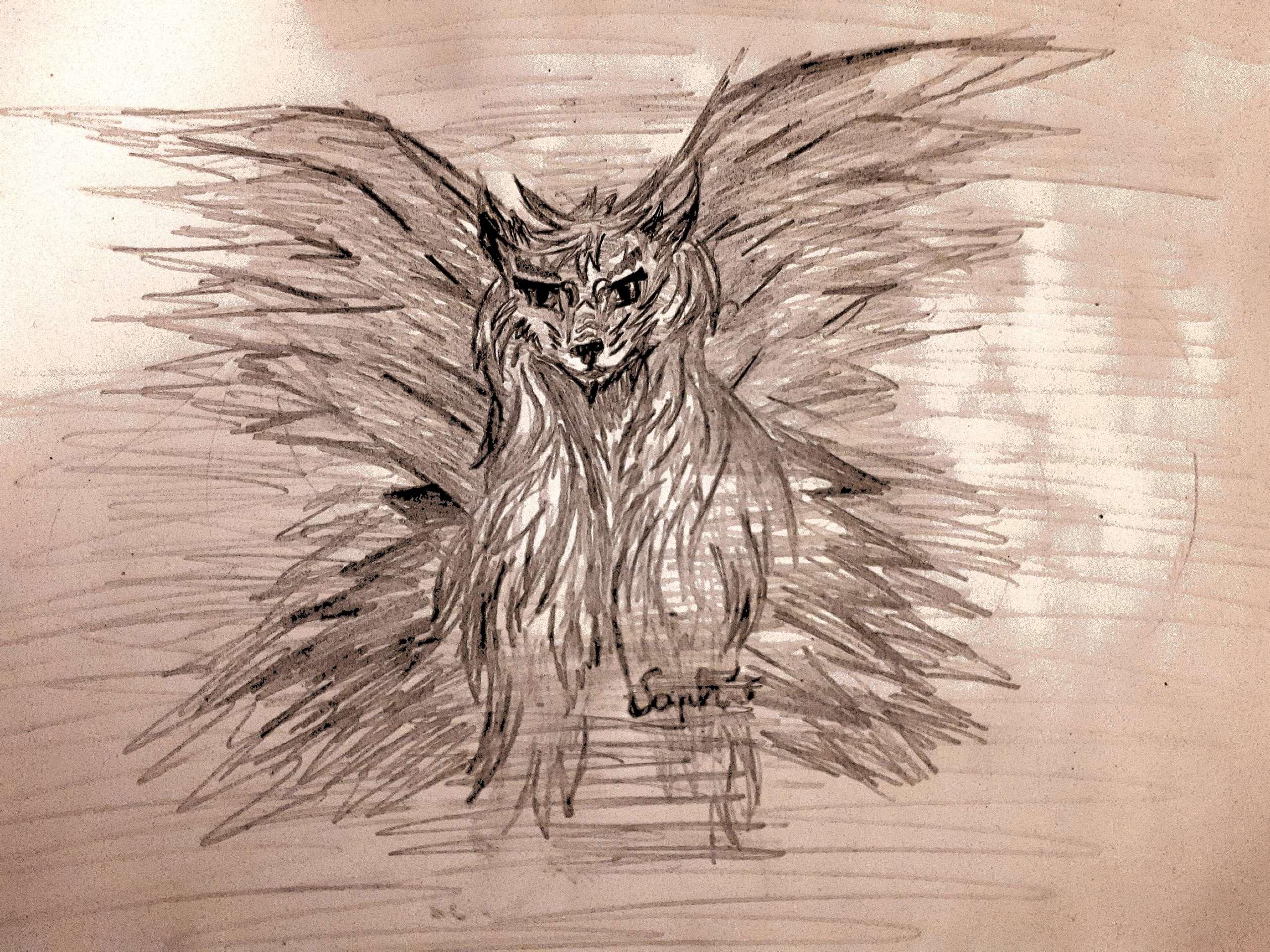 Saphirs Zeichnungen Neu20111