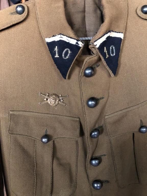 Veste  officier français  Eb386110