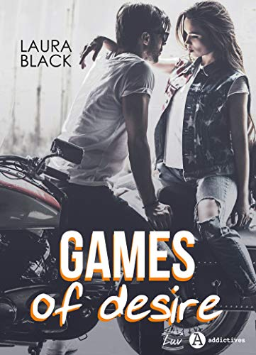 Games of desire de Laura Black  511h7s10