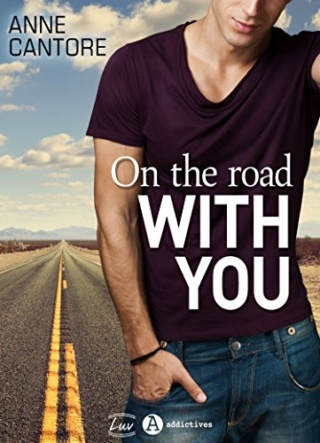 On The Road With You de Anne Cantore  517vnt11