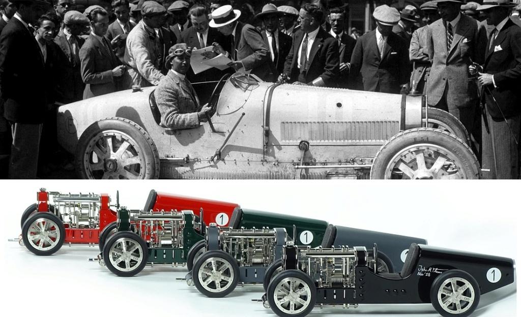 The CAR CLOCK - Mécanique d'art et automobile - John Mikaël Flaux Affich11