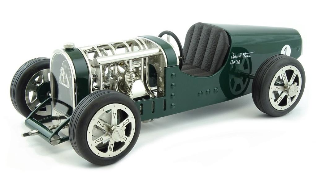 The CAR CLOCK - Mécanique d'art et automobile - John Mikaël Flaux Cc-gre10
