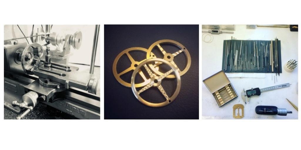 The CAR CLOCK - Mécanique d'art et automobile - John Mikaël Flaux Dcc510
