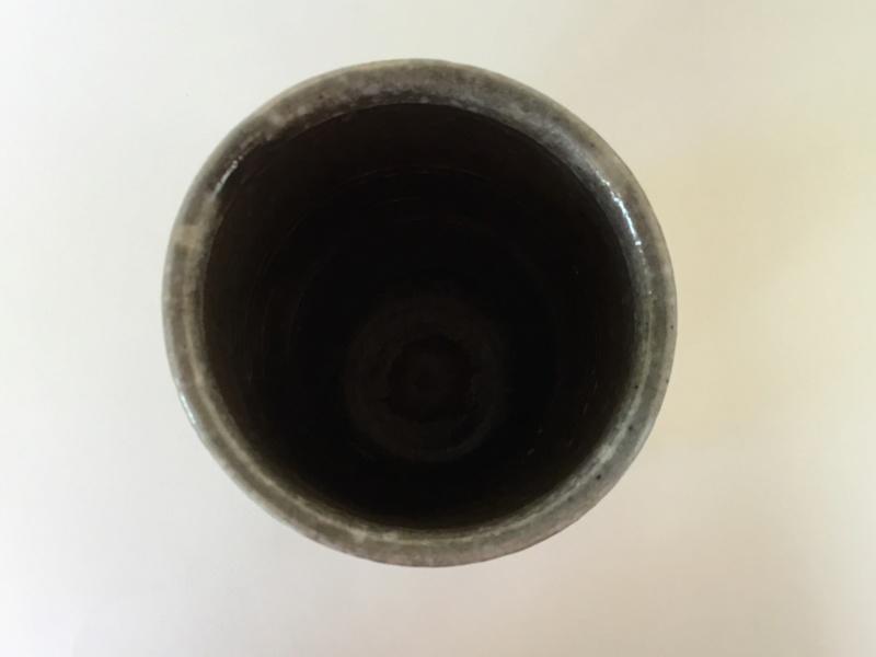 Studio raku 2-handled vase, Hammo 93, Hanno, Haimo 06103510