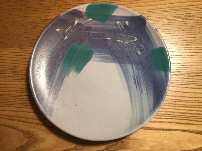 Dartington Pottery plates - name of designs?  068d3510