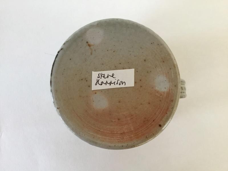 Steve Harrison? Stoneware mug 09cd2910