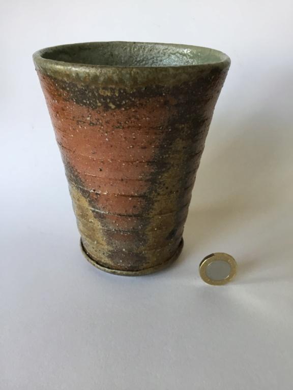 Wood fired flaired studio beaker DG? Mark 10ade710