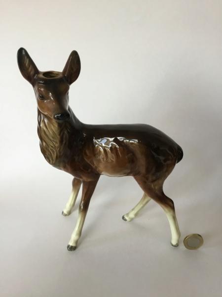 Deer figurine candlestick? Western Germany 137a2710