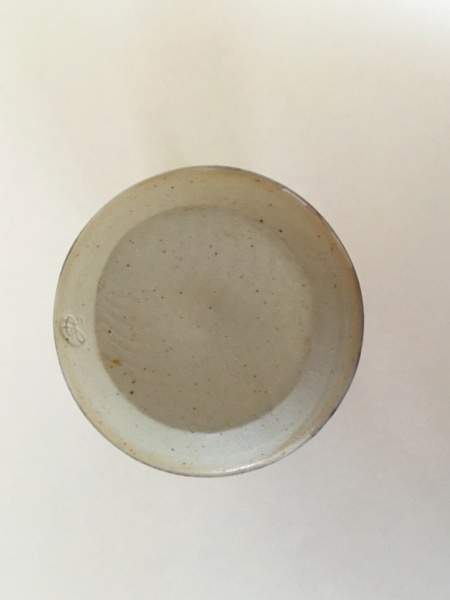 Oxblood conical studio vase, PH mark - Andrew Harding & Michael Palmer 178a2b10