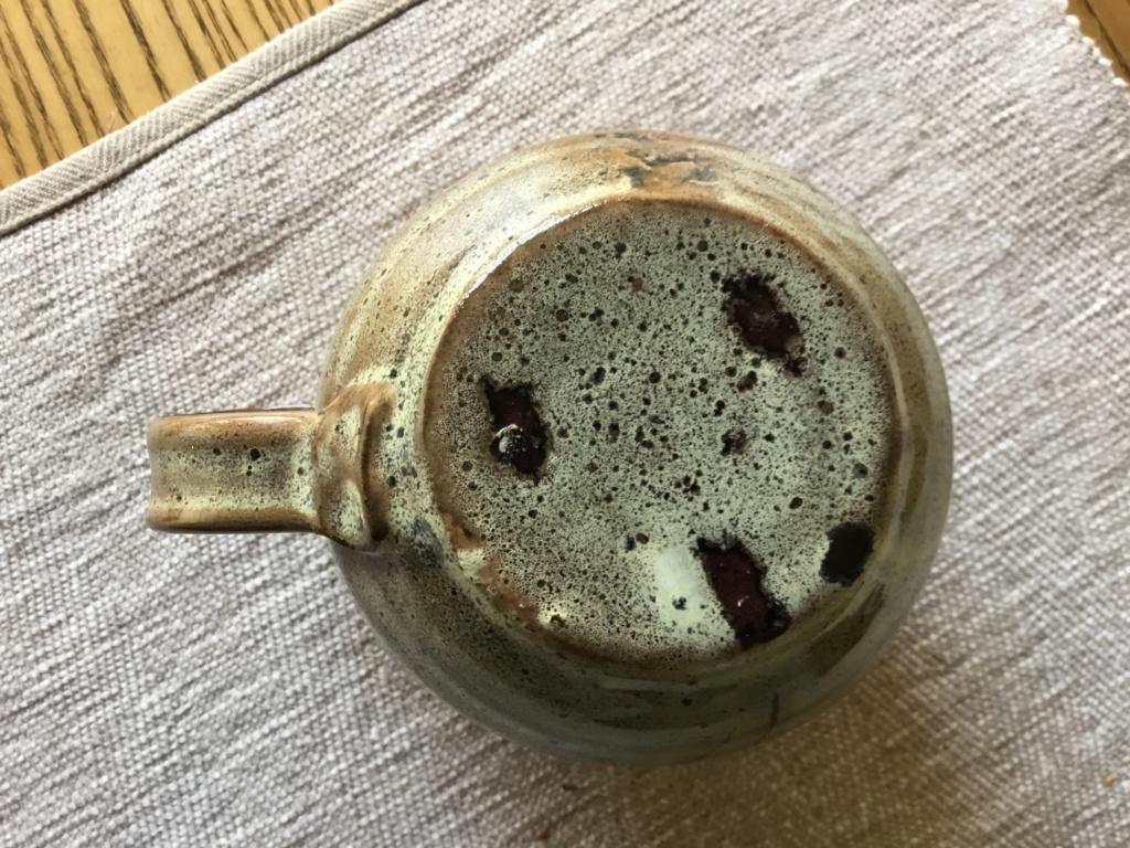 Studio wheat frog surprise mug 1975c310