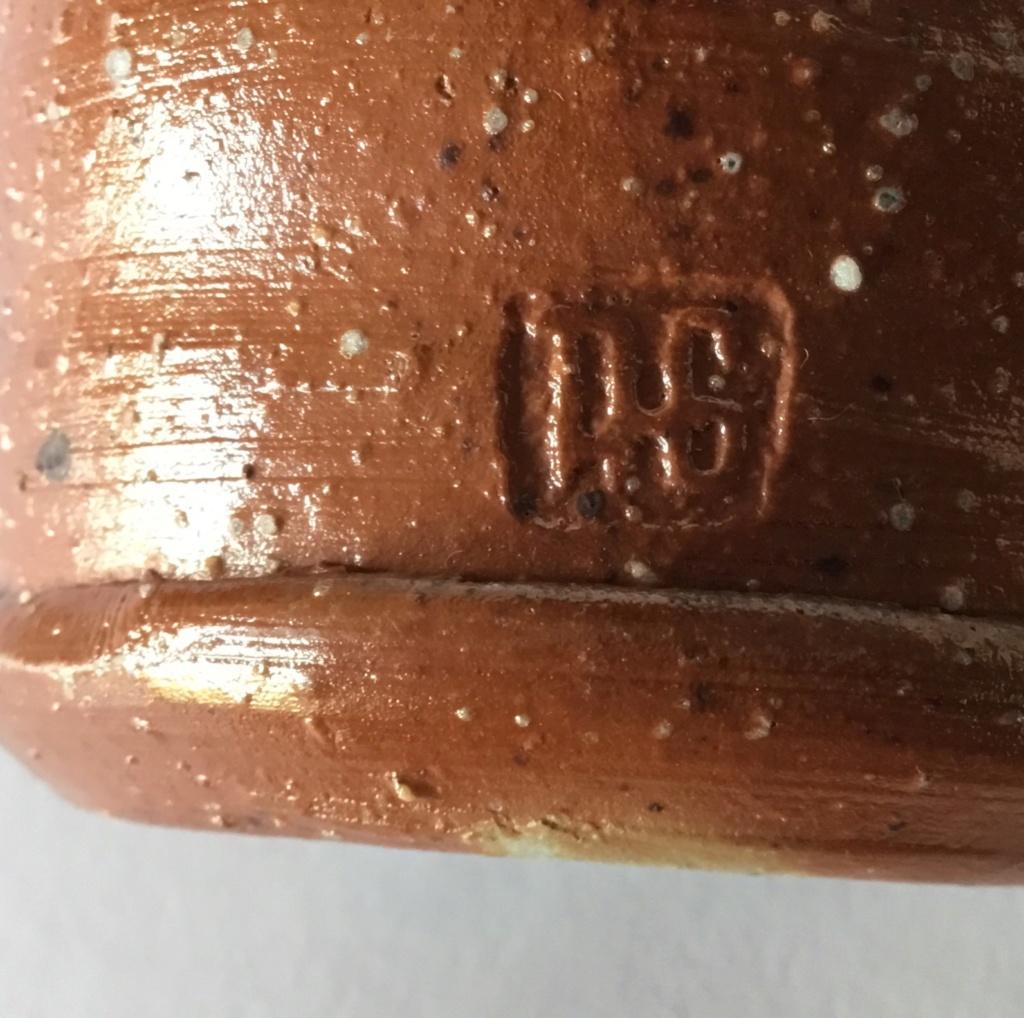 Wood fired flaired studio beaker DG? Mark 19b6d810
