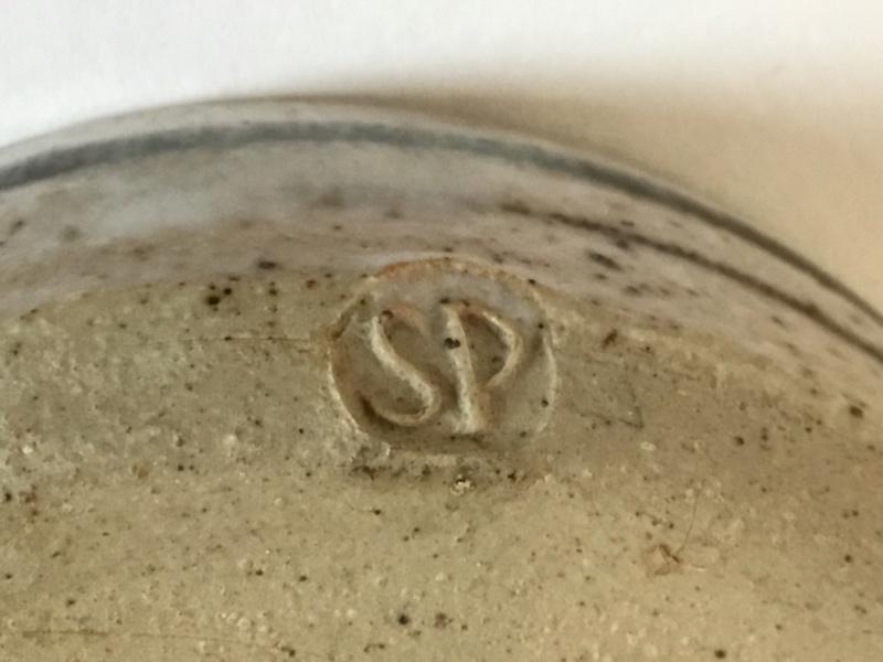 Stoneshill Pottery, John Maltby? Stoneware Trinket Box 1c588310