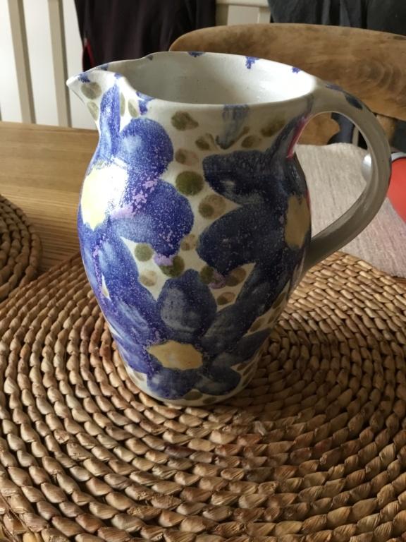 CORNWALL flower studio jug - Peter Hardy, Pridden Pottery 23e3cd10